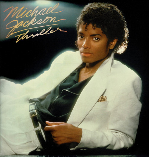 MICHAEL JACKSON-Thriller Vinyl LP-Brand New-Still Sealed