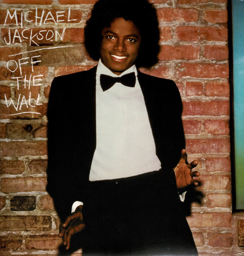 MICHAEL JACKSON-Off The Wall Vinyl LP-Brand New-Still Sealed