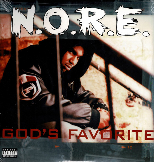 N.O.R.E. -God's Favorite (2 LP's) Vinyl LP-Brand New-Still Sealed