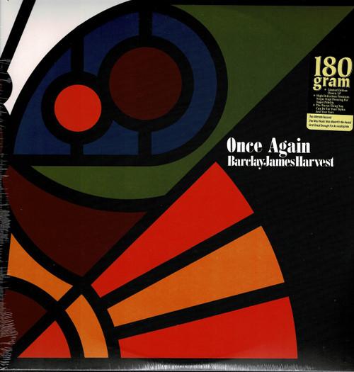 BARCLAY JAMES HARVEST -Once Again  (2 LPS's 180 gram) Vinyl LP-Brand New-Still Sealed