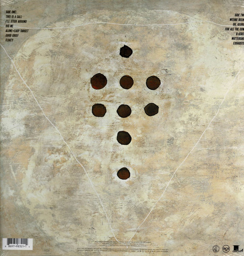 FOO FIGHTERS-Foo Fighters (MP3 Album Download) Vinyl LP-Brand New-Still Sealed