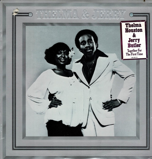 Thelma Houston & Jerry Butler-Thelma & Jerry Vinyl LP-Brand New-Still Sealed