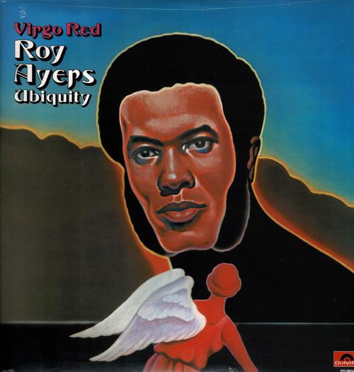 ROY AYERS-Virgo Red Vinyl LP-Brand New-Still Sealed