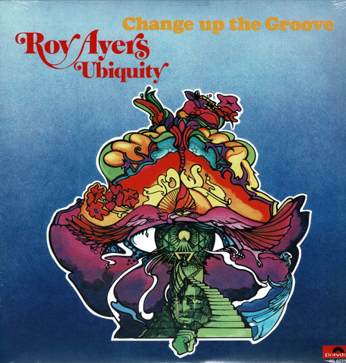 ROY AYERS-Change Up The Groove Vinyl LP-Brand New-Still Sealed