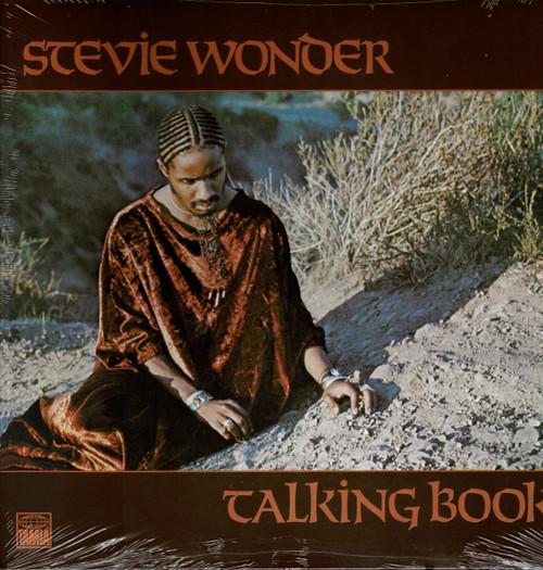 STEVIE WONDER-Talking Book Vinyl LP-Brand New-Still Sealed