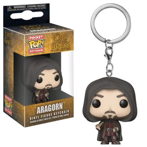 The Lord of the Rings - Aragorn Pocket Pop! Keychain-FUN31814