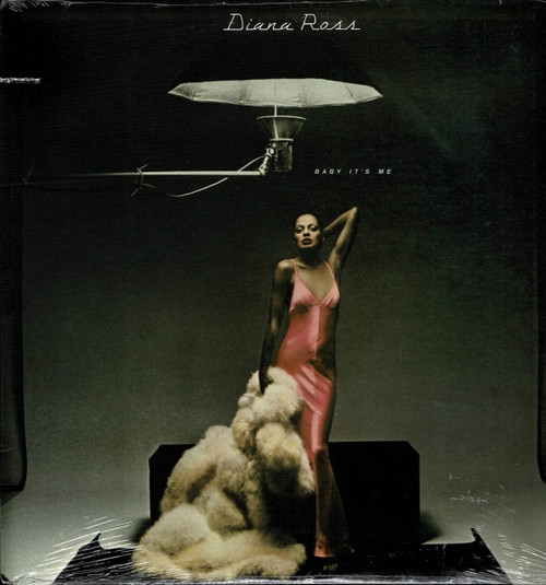 DIANA ROSS-Baby It's Me Vinyl LP-Brand New-Still Sealed