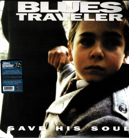 BLUES TRAVELER-Save His Soul (2 LP's 180 gram) Vinyl LP