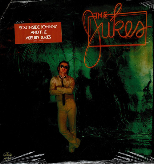 SOUTHSIDE JOHNNY AND THE ASBURY JUKES-The Jukes Vinyl LP-Brand New-Still Sealed