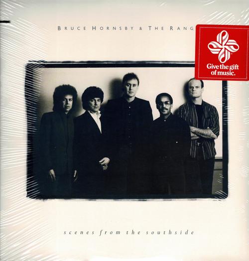 BRUCE HORNSBY & THE RANGE-Scenes From The Southside Vinyl LP-Brand New-Still Sealed