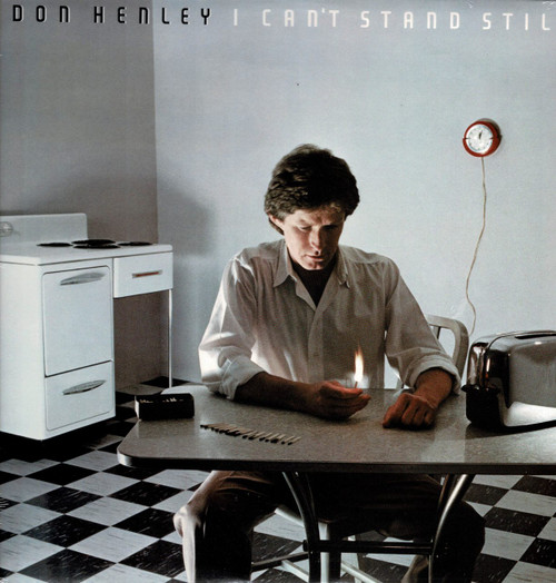 DON HENLEY (Eagles)-I Can't Stand Still (Dirty Laundry) Vinyl LP-Brand New-Still Sealed