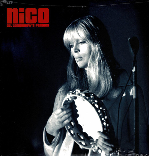 NICO-All Tomorrow's Parties Vinyl LP-Brand New-Still Sealed