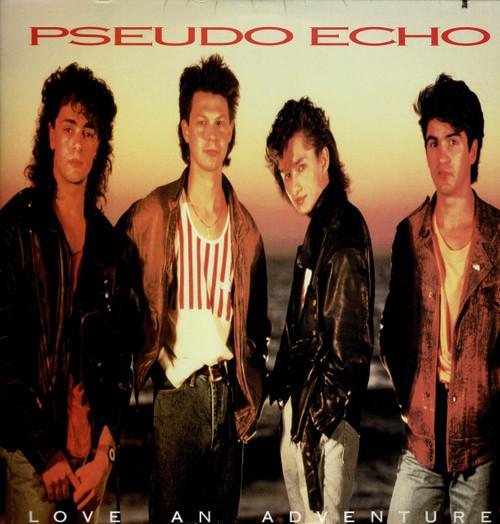 "PSEUDO ECHO-Love An Adventure ""Funkytown"" Vinyl LP-Brand New-Still Sealed"
