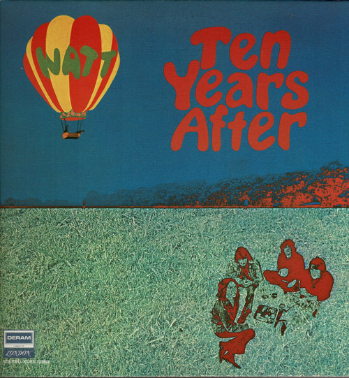 TEN YEARS AFTER-Watt Vinyl LP-Used