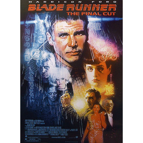 Blade Runner-movie sheet-Poster 70cm x 100cm-LAMINATED Available- P2366