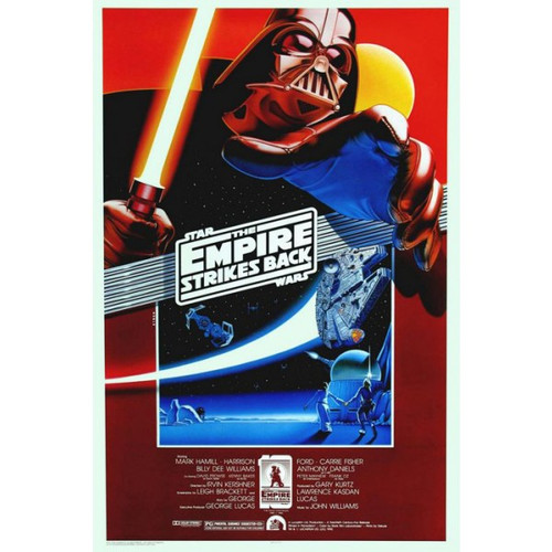 Star Wars: Episode V - The Empire Strikes Back-10th Anniversary-Poster 70cm x 100cm-LAMINATED Available-P393