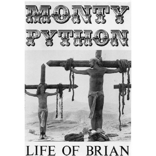 Monty Python-Life of Brian-Poster 70cm x 100cm-LAMINATED Available-P687
