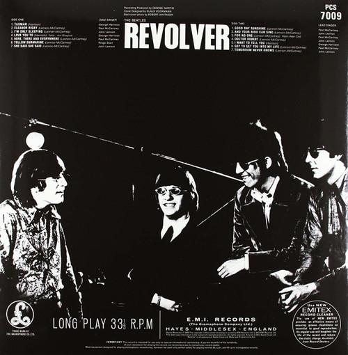 THE BEATLES-REVOLVER - Stereo-180g VINYL LP-Brand New-Still Sealed