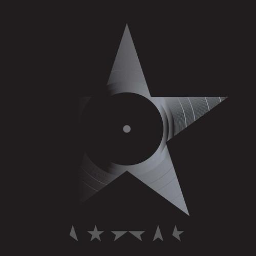 DAVID BOWIE-BLACKSTAR (VINYL)-VINYL LP-Brand New-Still Sealed