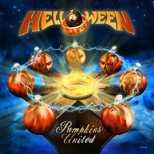 "HELLOWEEN- Pumpkins United-10"" VINYL -Brand New-Still Sealed"