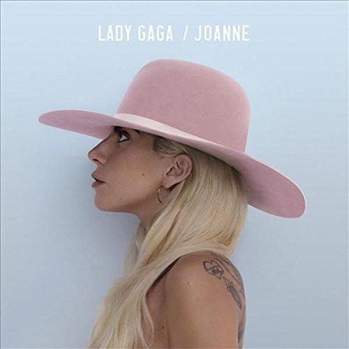 Lady Gaga -Joanne [2 LP]-VINYL LP-Brand New-Still Sealed