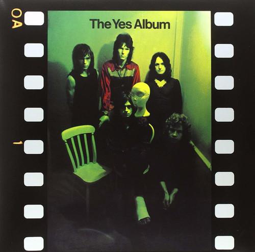YES-THE YES ALBUM-VINYL LP-Brand New-Still Sealed