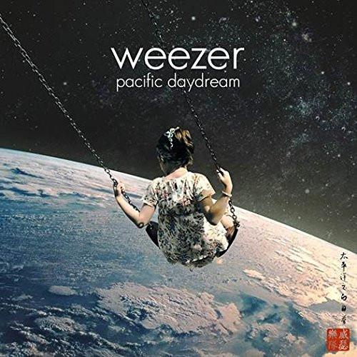 WEEZER-PACIFIC DAYDREAM (VINYL)-VINYL LP-Brand New-Still Sealed
