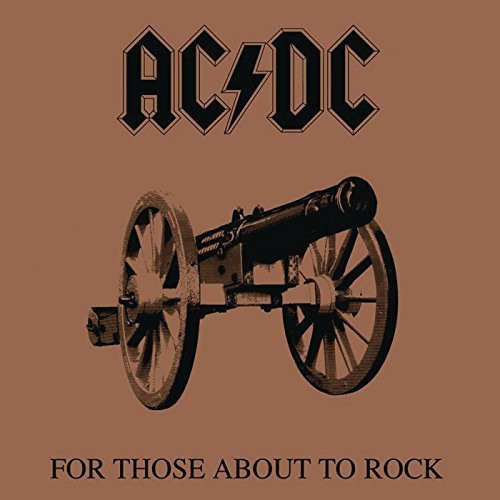 AC/DC-FOR THOSE ABOUT TO ROCK WE SALUTE YOU-VINYL LP-Brand New-Still Sealed