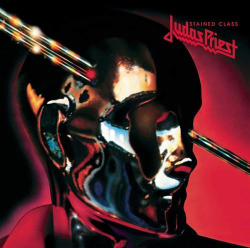 JUDAS PRIEST -STAINED CLASS-VINYL LP-Brand New-Still Sealed