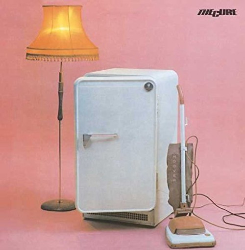 The Cure- Three Imaginary Boys-VINYL LP-Brand New-Still Sealed