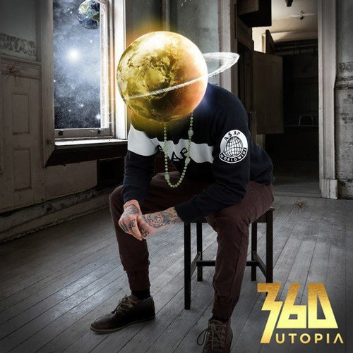 360- UTOPIA (VINYL 2LP)-VINYL LP-Brand New-Still Sealed