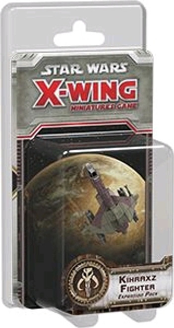 Star Wars - X-Wing Miniatures Game - Kihraxz Fighter Expansion Pack