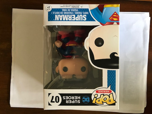 Superman - Pop! Vinyl Figure #07