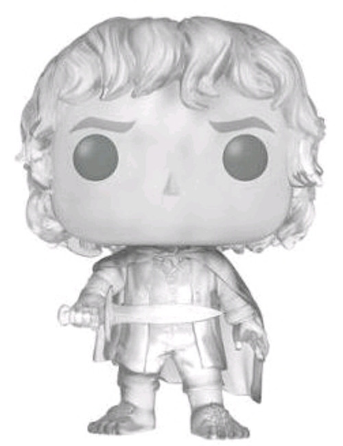 The Lord of the Rings - Frodo Baggins Invisible US Exclusive Pop! Vinyl [RS]-FUN13552