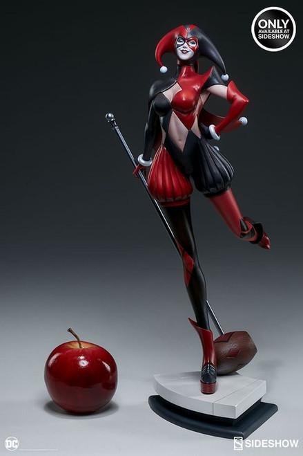 Batman - Harley Quinn Artist Series Statue-SID200430