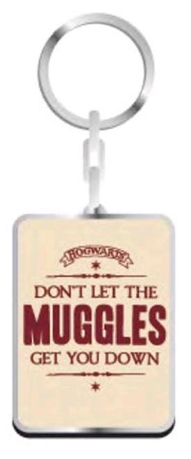 Harry Potter - Muggles Keyring-HMBKEYHP04