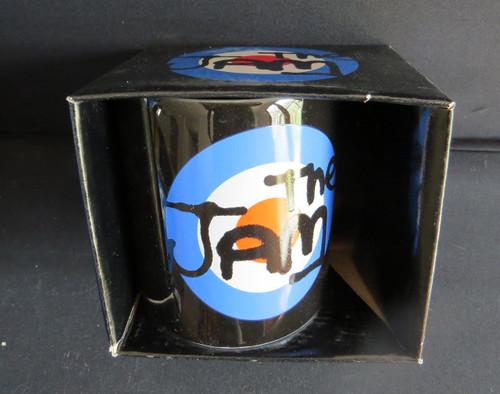 The Jam - Target Logo Boxed Mug-Brand New