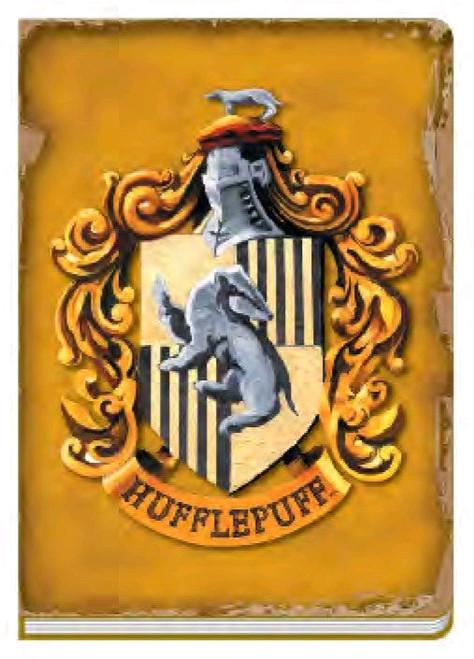 Harry Potter - Hufflepuff A6 Notebook-HMBNBA6HP03