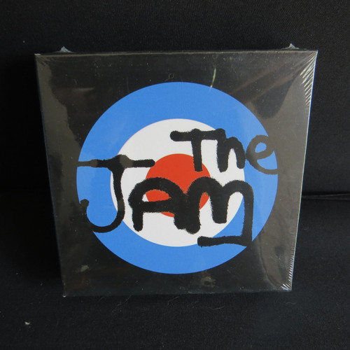 The Jam - Drink Coasters (Set of 4 In Sleeve)-Brand New