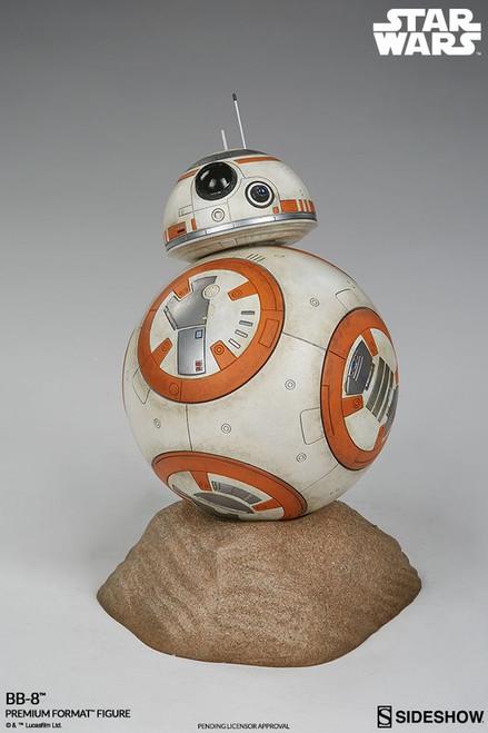 Star Wars - BB-8 Premium Format Statue-SID3004943