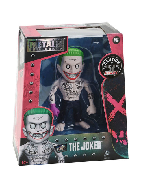 "Suicide Squad - Joker 4"" Metals Wave 1"