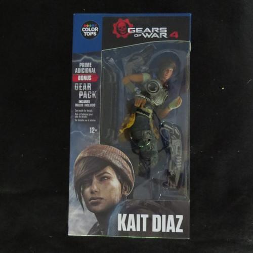 "Gears of War 4 - Kait Diaz 7"" Action Figure-McFarlane"