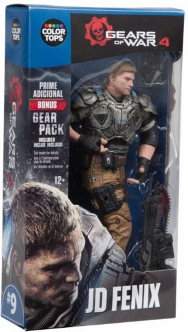 """Gears of War 4 - JD Fenix 7"""" Action Figure"""