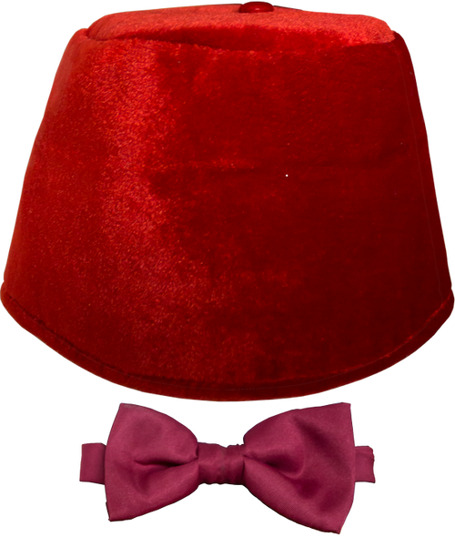 Doctor Who - Fez and Bow Tie Set-ELO421630