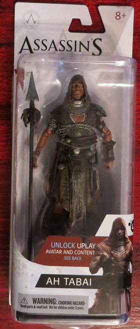 Assassin's Creed Series 3 Revision 1-6 Inch-Ah Tabai Action Figure-Brand New-BNIB
