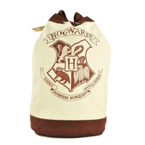 Harry Potter - Duffle Bag Hogwarts Crest-Brand New