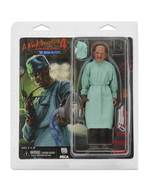 "A Nightmare on Elm Street - Freddy Surgeon 8"" Action Figure"