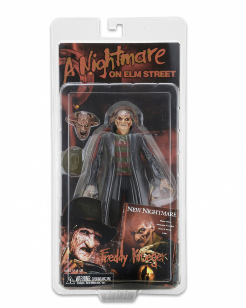 "A Nightmare on Elm Street - 7"" New Nightmare Freddy Action Figure"