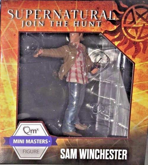 "Supernatural - Dean Winchester Mini Master PVC Statue 5.5"" -Quantum Mechanix"