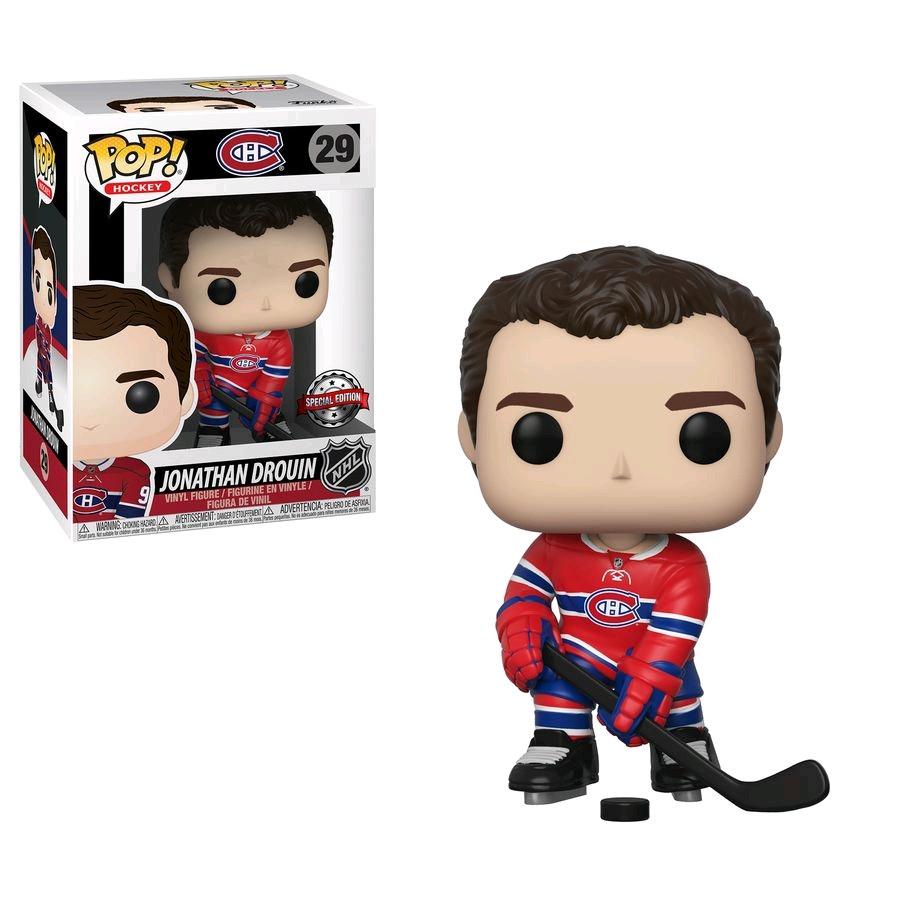 Jonathan Drouin Pop Vinyl Pop Vinyl--NHL: Canadiens